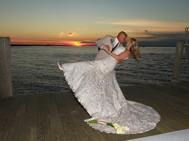 Wedding At Surf's Out Fire Island